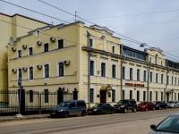 Василеостровский район, улица Косая линия, дом 3 к.1. гостиница (отель) Шанхай