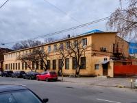 Василеостровский район, улица Косая линия, дом 15Б. многофункциональное здание