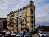 Василеостровский район, улица Косая линия, дом 16 к.1 ЛИТ А. многофункциональное здание