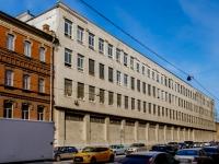 Василеостровский район, улица 23-я линия В.О., дом 4. производственное здание