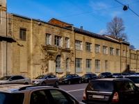 Василеостровский район, улица 23-я линия В.О., дом 6. хозяйственный корпус