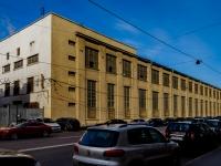 Василеостровский район, улица 23-я линия В.О., дом 12. производственное здание