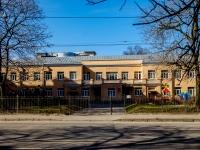 Василеостровский район, улица 23-я линия В.О., дом 22-24. детский сад  №34