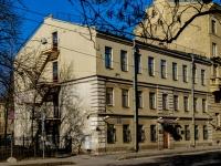Василеостровский район, улица 23-я линия В.О., дом 26. многофункциональное здание