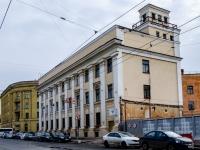Василеостровский район, улица 25-я линия В.О., дом 8 ЛИТ А. многофункциональное здание