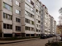 Василеостровский район, улица Камская, дом 4