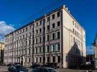 Василеостровский район, улица Камская, дом 14.