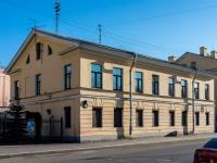 Василеостровский район, улица Камская, дом 18. многофункциональное здание