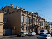 Василеостровский район, улица Камская, дом 20. многофункциональное здание