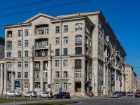 Василеостровский район, улица Наличная, дом 3. многоквартирный дом