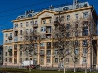 Василеостровский район, улица Наличная, дом 7. многоквартирный дом