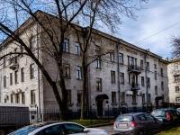 Василеостровский район, улица Наличная, дом 16. офисное здание