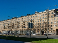 Василеостровский район, улица Наличная, дом 21. многоквартирный дом