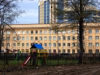 Выборгский район, Александра Матросова ул, дом 11