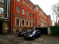 Выборгский район, Лесной проспект, дом 2. больница
