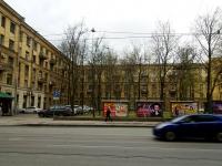 Выборгский район, Лесной проспект, дом 4. многоквартирный дом