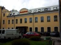 Выборгский район, Лесной проспект, дом 6А. офисное здание