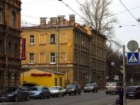 Выборгский район, Лесной проспект, дом 8. многоквартирный дом