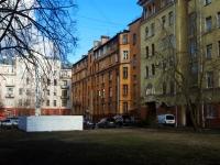 Выборгский район, Лесной проспект, дом 20 к.7. многоквартирный дом