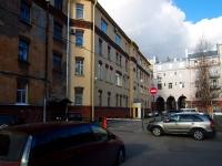 Выборгский район, Лесной проспект, дом 20 к.9. органы управления Управление МВД России по Выборгскому району