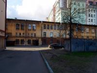 Выборгский район, Лесной проспект, дом 20 к.11. многоквартирный дом