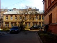 Выборгский район, Лесной проспект, дом 20 к.6. многоквартирный дом