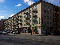 Выборгский район, Лесной проспект, дом 22. многоквартирный дом