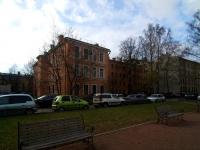 , Astrakhanskaya st, house 17. Apartment house