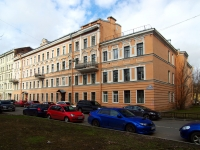 , st Astrakhanskaya, house 17. Apartment house