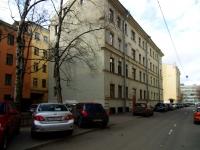 , Astrakhanskaya st, house 19. Apartment house