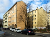 , st Astrakhanskaya, house 23. Apartment house