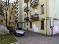 , st Astrakhanskaya, house 25. Apartment house
