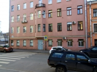 Выборгский район, улица Астраханская, дом 26. многоквартирный дом