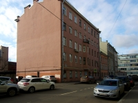 , st Astrakhanskaya, house 26. Apartment house