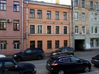 Выборгский район, улица Астраханская, дом 28А. многоквартирный дом