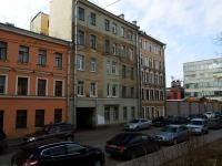 Выборгский район, улица Астраханская, дом 30А. многоквартирный дом