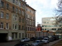 Выборгский район, улица Астраханская, дом 32А. многоквартирный дом