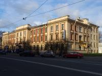 Выборгский район, Большой Сампсониевский проспект, дом 7. многоквартирный дом