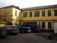 Большой Сампсониевский проспект, дом 16 к.1. офисное здание