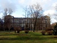 Выборгский район, Большой Сампсониевский проспект, дом 17. многоквартирный дом