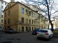 Выборгский район, Большой Сампсониевский проспект, дом 19Б. многоквартирный дом