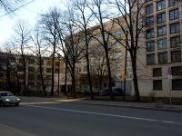 Большой Сампсониевский проспект, дом 24. офисное здание