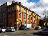 Большой Сампсониевский проспект, дом 29. офисное здание