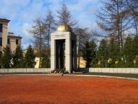 Выборгский район, Большой Сампсониевский проспект. мемориал Памятник-мемориал военным медикам