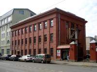 Большой Сампсониевский проспект, дом 60 ЛИТ Б. офисное здание