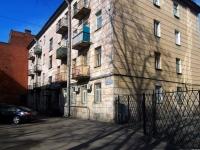 Выборгский район, Малый Сампсониевский проспект, дом 3. многоквартирный дом