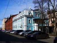 Выборгский район, Малый Сампсониевский проспект, дом 3А. офисное здание