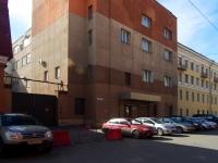Выборгский район, Малый Сампсониевский проспект, дом 4. офисное здание