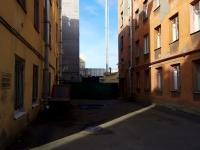 Выборгский район, Крапивный переулок, дом 3 к.А. офисное здание