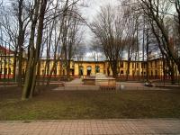 Выборгский район, улица Литовская, дом 2 ЛИТ А. больница Клиническая больница, СПбГПМУ